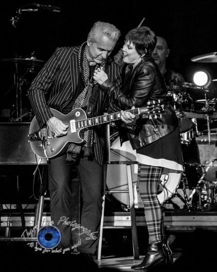 Pat Benatar/Neil Giraldo Photo by Sean Derrick/Thyrd Eye Photography