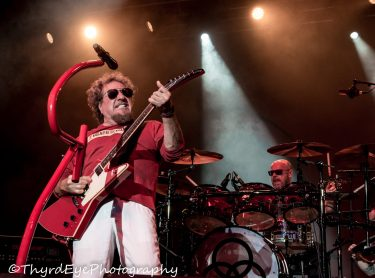 Sammy Hagar photo by Sean Derrick/Thyrd Eye Photography