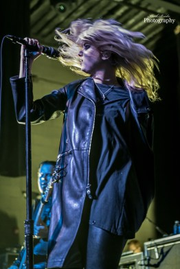 The Pretty Reckless photo by Keith Brake Photography