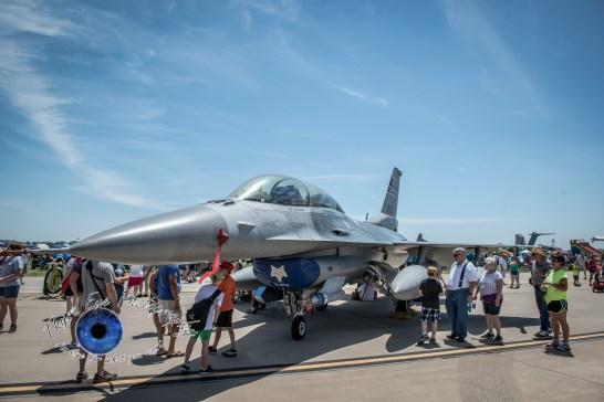 F-16 photo by Sean Derrick/Thyrd Eye Photography
