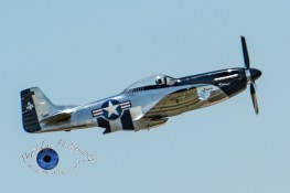 P-51 Mustang photo by Sean Derrick/Thyrd Eye Photography