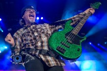 Bobby Dall of Poison. Photo by Sean Derrick/Thyrd Eye Photography
