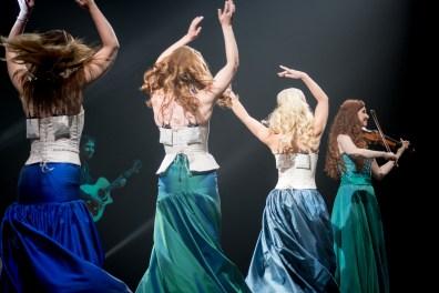 Celtic Woman photo by Ryan Ledesma Photography. Copyright by Ryan Ledesma Photography