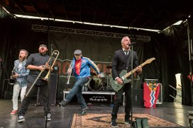 Goldfinger at Wayback Pointfest. Photo by Keith Brake Photography.