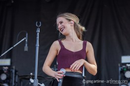 Marian Hill at Loufest photo by Greg Artime
