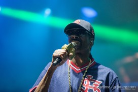 Snoop Dogg at Loufest photo by Greg Artime