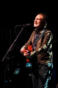 David Gray at the Peabody Opera House. Photo by Ryan Ledesma.