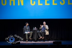 John Cleese at the Peabody Opera House in Saint Louis. Photo by Sean Derrick/Thyrd Eye Photography.