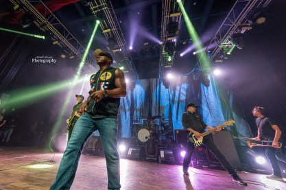 The Urge performing at The Pageant in Saint Louis. Photo by Keith Brake Photography.