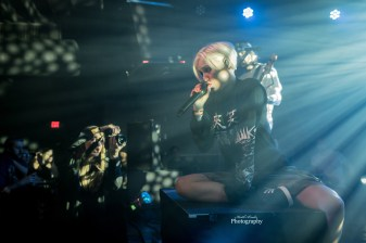 Tonight Alive performing at The Ready Room in Saint Louis. Photo by Keith Brake Photography.