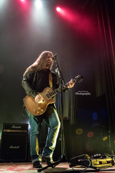 Blackberry Smoke Performing at The Pageant Thursday. Photo by Keith Brake Photography.