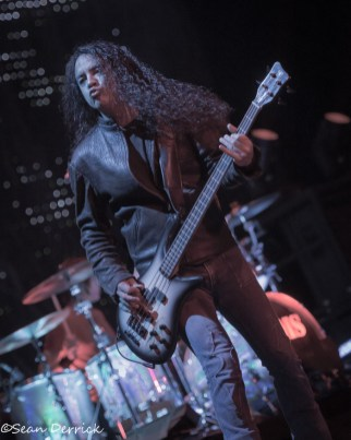 Alice in Chains performing in Saint Louis. Photo by Sean Derrick/Thyrd Eye Photography
