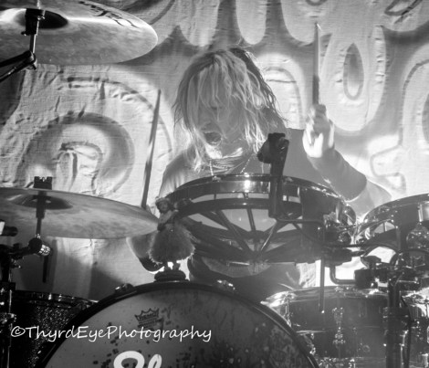 Stone Temple Pilots performing in Saint Louis. Photo by Sean Derrick/Thyrd Eye Photography