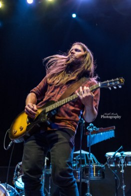 Lukas Nelson and The Promise of the Real Performing at The Pageant Thursday. Photo by Keith Brake Photography.