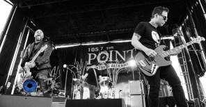 Blue October performing at Pointfest in Saint Louis Saturday. Photo by Sean Derrick/Thyrd Eye Photography.
