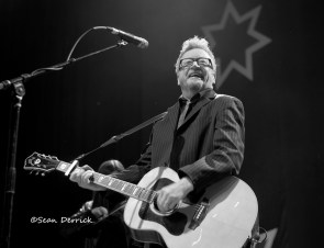 Flogging Molly performing in Saint Louis. Photo by Sean Derrick/Thyrd Eye Photography.