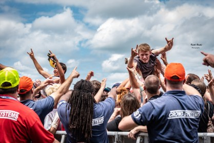 Photos from Rockfest in Kansas City. Photo by Keith Brake Photography.