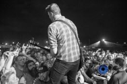 Dropkick Murphys performing Tuesday at Pops. Photo by Sean Derrick/Thyrd Eye Photography.