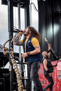 Shaman's Harvest performing at Rockfest in Kansas City. Photo by Keith Brake Photography.