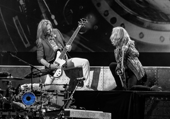 STYX performing in Saint Louis Sunday. Photo by Sean Derrick/Thyrd Eye Photography.