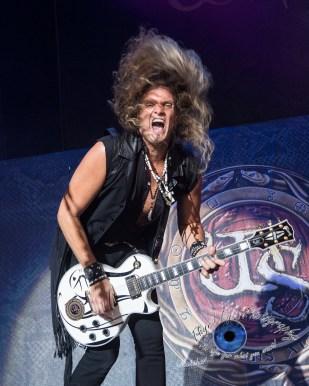 Whitesnake performing Wednesday at Hollywood Casino Amphitheatre. Photo by Sean Derrick/Thyrd Eye Photography.