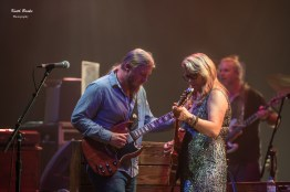 Tedeschi Trucks Band performing at the Fabulous Fox Theatre. Photo by Keith Brake Photography.