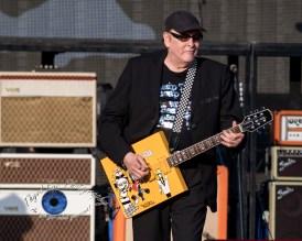 Cheap Trick performing Friday night at Busch Stadium. Photo by Sean Derrick/Thyrd Eye Photography.