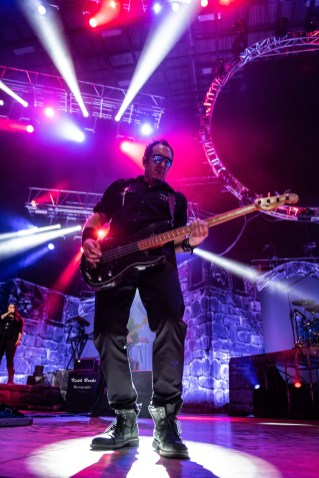 El Monstero performing at Hollywood Casino Amphitheatre in Saint Louis Saturday. Photo by Keith Brake Photography.