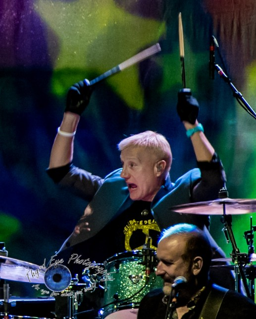 Gregg Bissonette performing with Ringo Starr and his All-Starr Band at the Fabulous Fox Theatre in Saint Louis Friday. Photo by Sean Derrick/Thyrd Eye Photography.