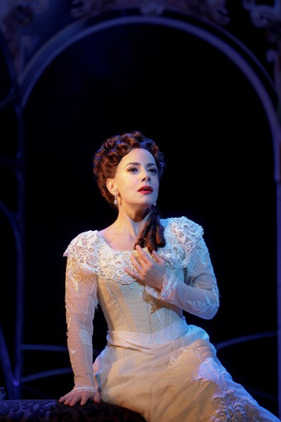 "Meghan Picerno (""Christine Daaé"") stars in Love Never Dies. Photo: Joan Marcus."
