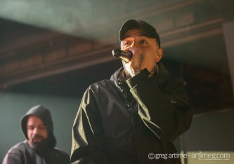 Sylar performing at Pop's Nightclub Thursday. Photo by Greg Artime.