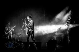 Halestorm performing at Stifel Theatre in Saint Louis Thursday night. Photo by Sean Derrick/Thyrd Eye Photography.