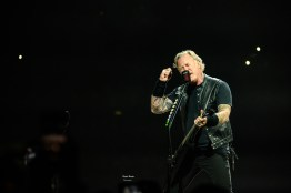 Metallica at the KFC YUM! Center, Louisville, KY.