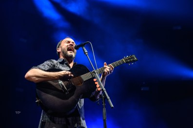 Dave Matthews Band at the Hollywood Casino Amphitheater. Photo by Keith Brake.
