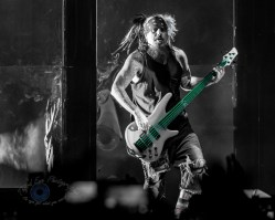 Korn performing at Hollywood Casino Amphitheatre in Saint Louis. Photo by Sean Derrick/Thyrd Eye Photography.
