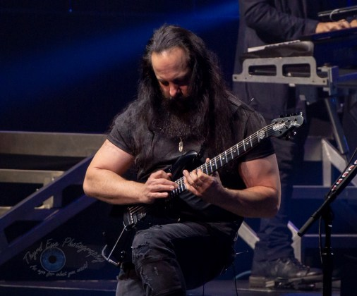 John Petrucci during Dream Theater's performance Wednesday at Stifel Theater in Saint Louis. Photo by Sean Derrick/Thyrd Eye Photography.