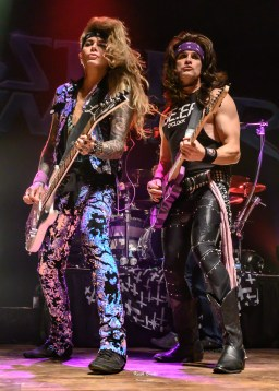 Steel Panther at The Pageant. Photo by Keith Brake.