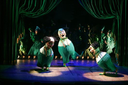 Wicked at The Fabulous Fox Theatre. Photo by Joan Marcus.