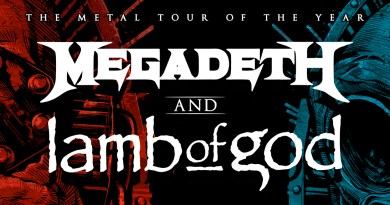 Get Read for the return of Megadeth and Lamb of God Sunday September 26 at Hollywood Casino Amphitheatre in St Louis