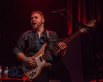 Hounds opening for Greek Fire at Delmar Hall in Saint Louis. Photo by Sean Derrick/Thyrd Eye Photography.