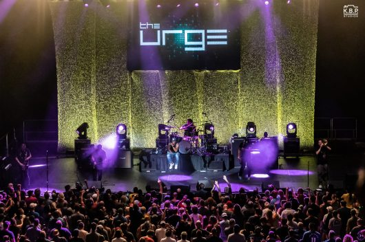 The Urge performing at St. Louis Music Park on Saturday. Photo by Keith Brake/ KBP Studios.
