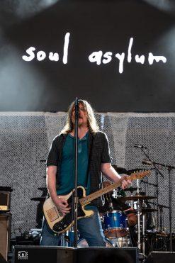 Soul Asylum performing at St. Louis Music Park on Saturday. Photo by Keith Brake/ KBP Studios.