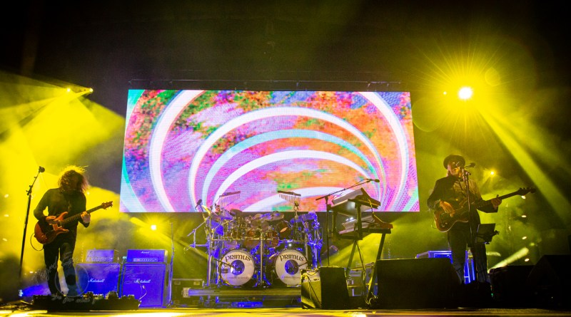 Primus Paid Tribute to Rush With Spectacular Set in Saint Louis