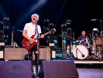 Badflower performing at Pointfest 2021 at Hollywood Casino Amphitheatre on Sunday. Photo by Sean Derrick/Thyrd Eye Photography.