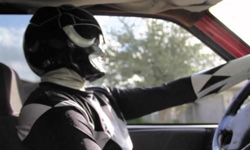 Video Cop Pulls Over Guy Dressed As Black Power Ranger