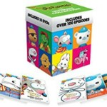 Gift Ideas for Easter and a GIVEAWAY! Win the Treehouse Ultimate Collection DVD Set