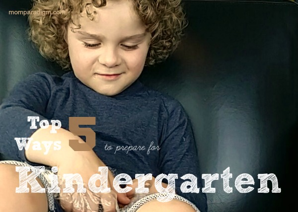 Top 5 prepare kindergarten