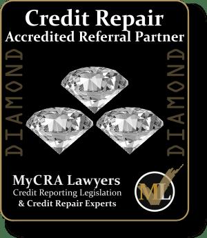 MyCRA Lawyers Tripple Diamond Accredited Referrer