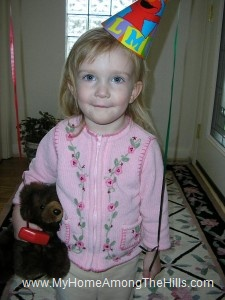 Abigail at 2