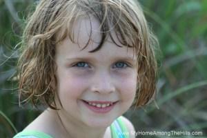 Abigail at 5